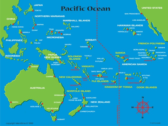 New Cold War over the Pacific | Law-In-Action