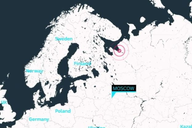 nuclear accident Barents Sea | Law-In-Action